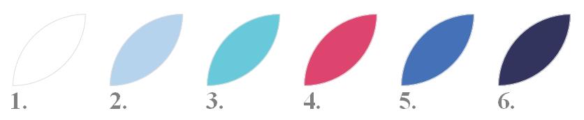 Wzornik kolorów AMED